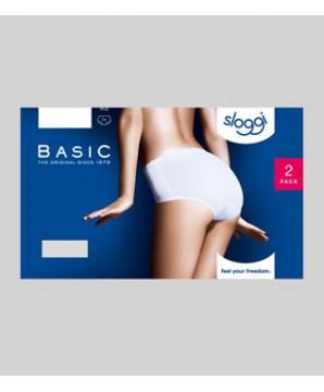 Figi Sloggi Basic+ Midi 2Pack